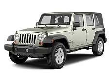 2013 jeep Wrangler 4WD Unlimited Sahara for sale 101030400