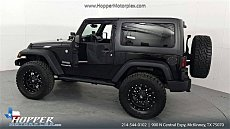 2013 jeep Wrangler 4WD Sport for sale 101038931