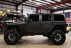 2013 jeep Wrangler 4WD Unlimited Sahara for sale 101043577