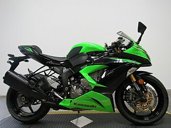 2013 kawasaki Ninja ZX-6R for sale 200495922