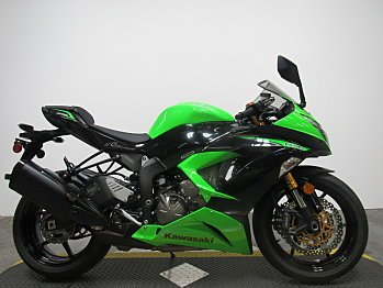 2013 kawasaki Ninja ZX-6R for sale 200506741