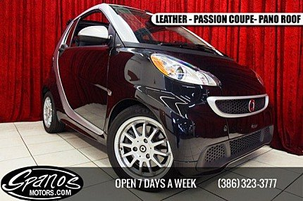 2013 smart fortwo passion Cabriolet for sale 100842357