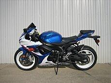 2013 suzuki GSX-R600 for sale 200513695