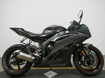 2013 yamaha YZF-R6 for sale 200560277