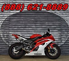 2013 yamaha YZF-R6 for sale 200615089