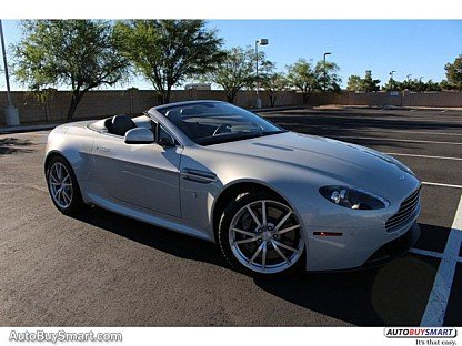 2014 Aston Martin V8 Vantage Roadster for sale 100867851