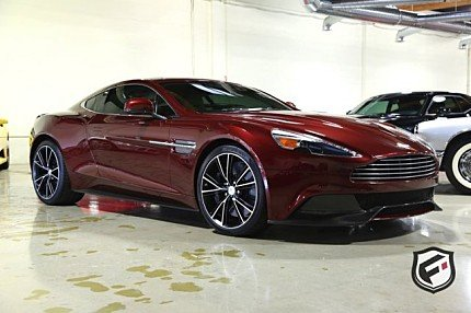 2014 Aston Martin Vanquish Coupe for sale 100854264