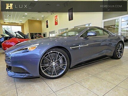 2014 Aston Martin Vanquish Coupe for sale 100884968