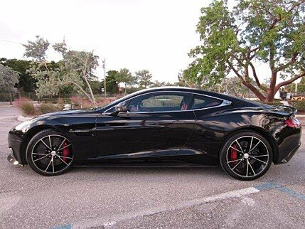2014 Aston Martin Vanquish Coupe for sale 100923009