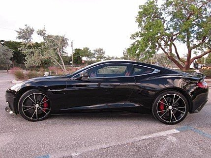 2014 Aston Martin Vanquish Coupe for sale 100995788