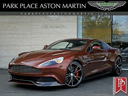 2014 Aston Martin Vanquish Coupe for sale 101031862