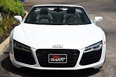 2014 Audi R8 V8 Spyder for sale 100771975