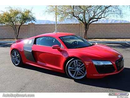 2014 Audi R8 V10 Coupe for sale 100841578