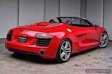2014 Audi R8 V8 Spyder for sale 100991103