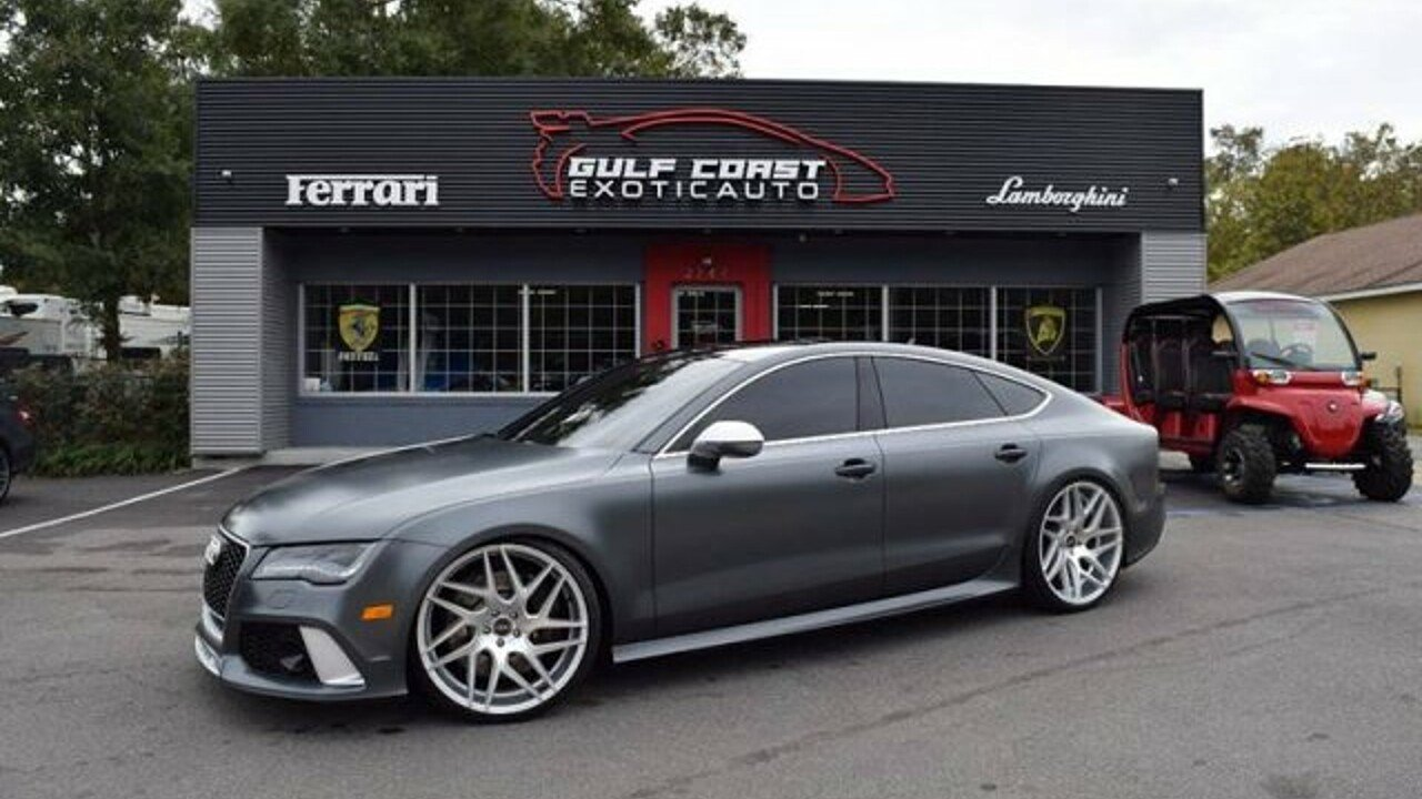 2014 Audi RS7 for sale 100928504