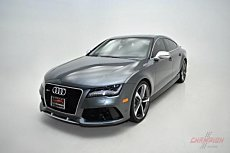 2014 Audi RS7 Prestige for sale 100883734