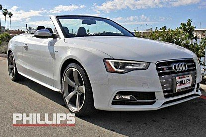 2014 Audi S5 3.0T Prestige Cabriolet for sale 100841264