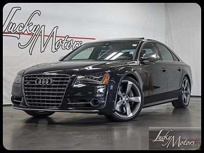 2014 Audi S8 for sale 100782615