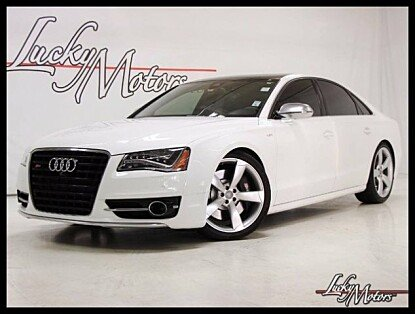 2014 Audi S8 for sale 100861950