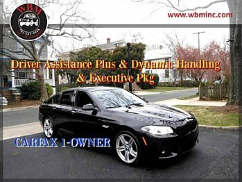 2014 BMW 550i xDrive Sedan for sale 100854977
