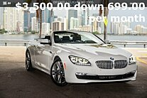 2014 BMW 650i Convertible for sale 100873766