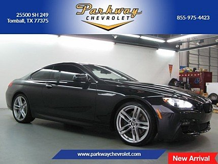 2014 BMW 650i Coupe for sale 100955964