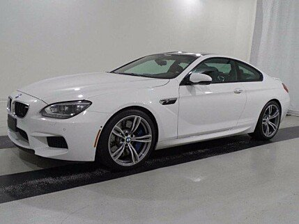 2014 BMW M6 Coupe for sale 100784346