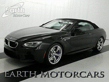 2014 BMW M6 Convertible for sale 100798984