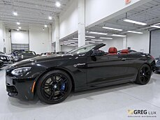 2014 BMW M6 Convertible for sale 100956579