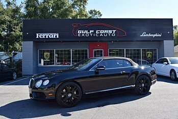2014 Bentley Continental GT V8 Convertible for sale 100915340