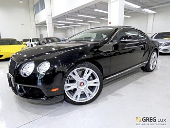 2014 Bentley Continental GT V8 Coupe for sale 100973481