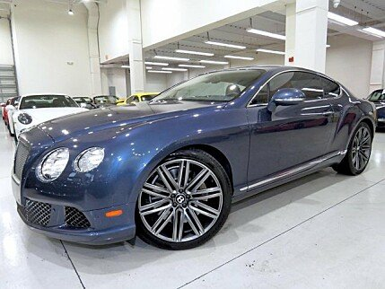 2014 Bentley Continental GT Speed Coupe for sale 100942586
