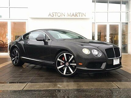 2014 Bentley Continental GT V8 S Coupe for sale 100946091