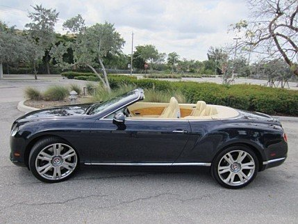 2014 Bentley Continental GT V8 Convertible for sale 100986156