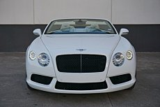 2014 Bentley Continental GT V8 Convertible for sale 101058354