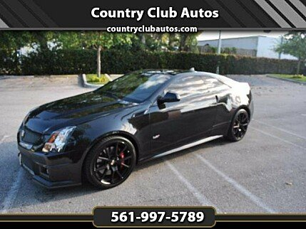 2014 Cadillac CTS V Coupe for sale 100925147