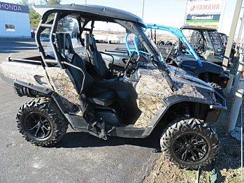 2014 Can-Am Commander 1000 for sale 200533387