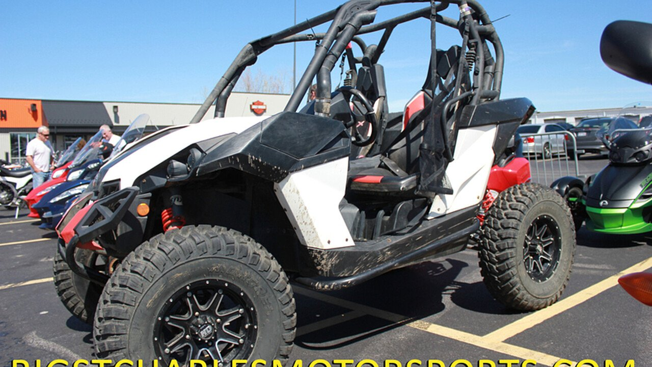 2014 Can-Am Maverick 1000R for sale 200445649