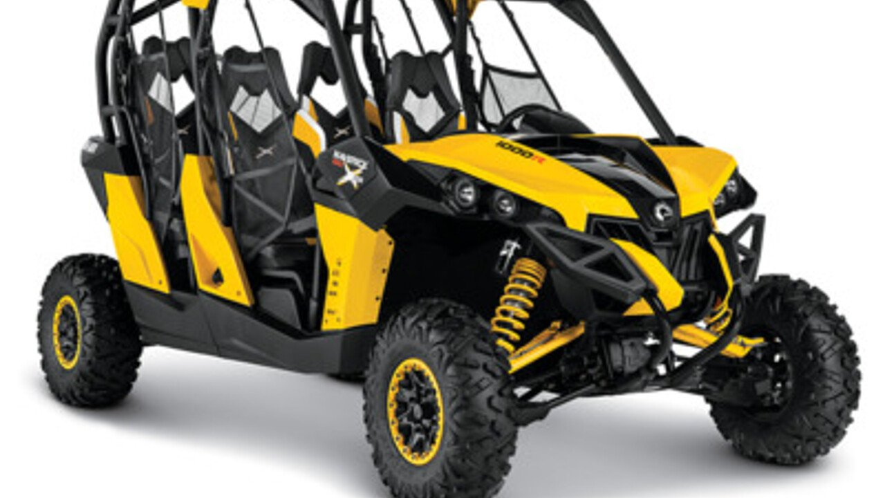 2014 Can-Am Maverick MAX 1000R for sale 200467107