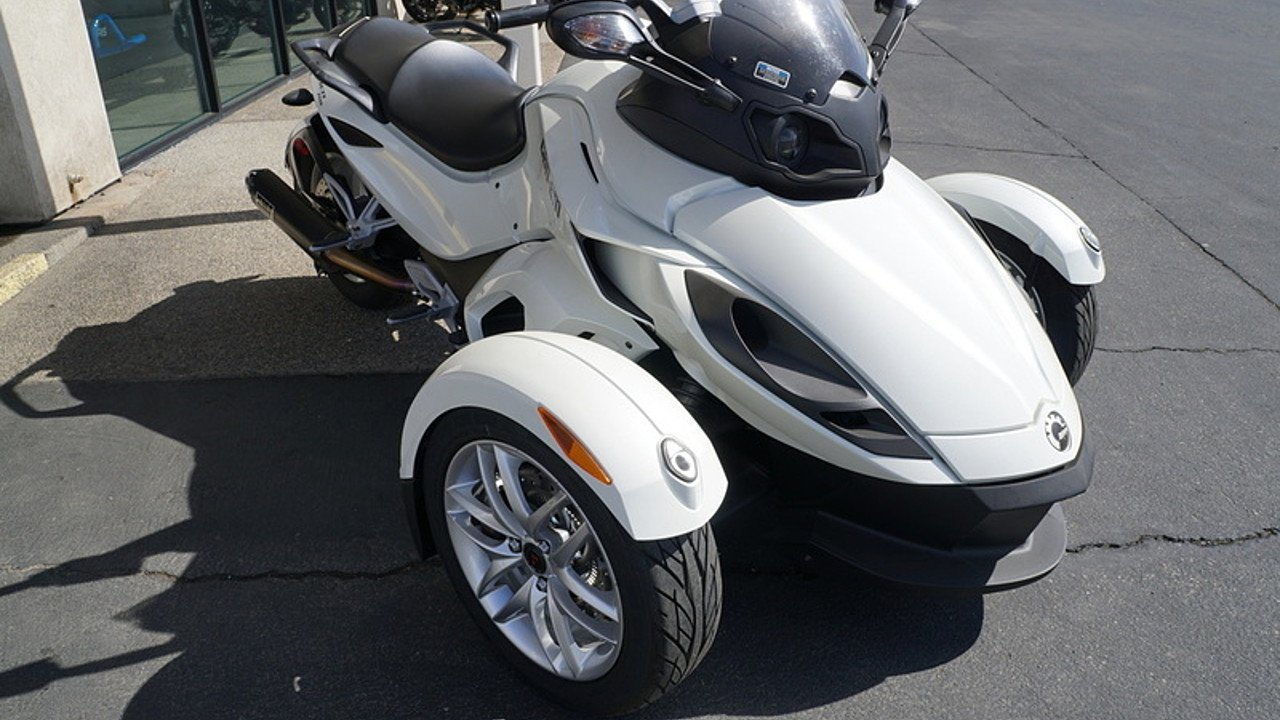 2014 Can-Am Spyder RS for sale 200484253