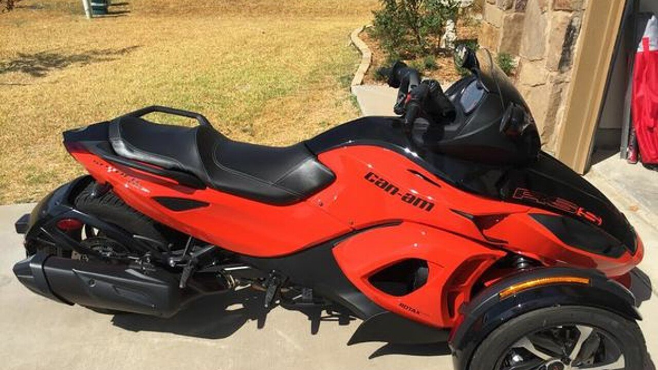 2014 Can-Am Spyder RS-S for sale 200407574