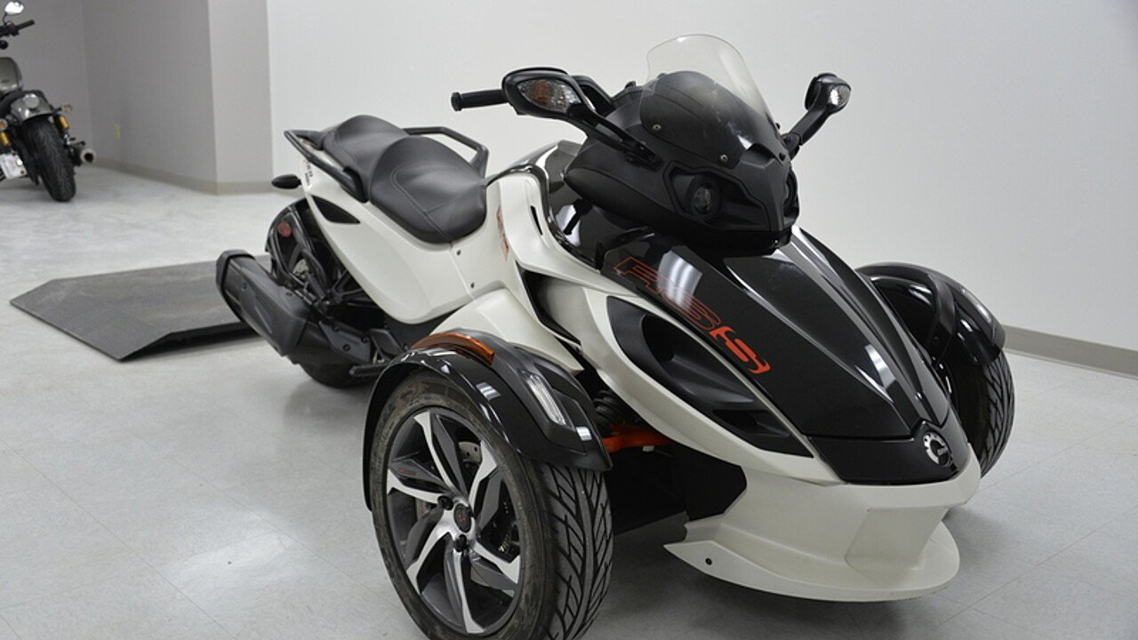 2014 can am spyder rs s for sale 200486259