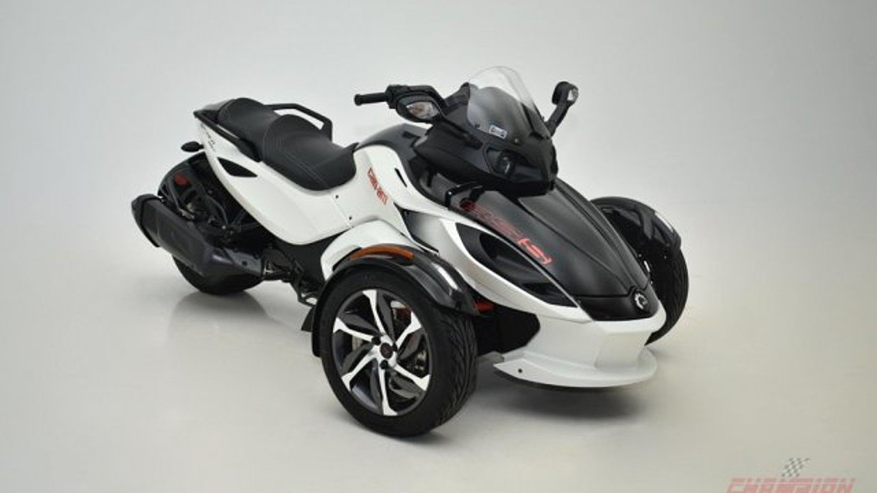 2014 Can-Am Spyder RS-S for sale 200503766