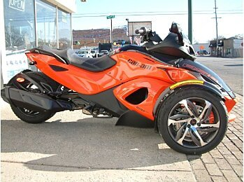 2014 Can-Am Spyder RS-S for sale 200559557