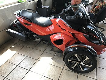 2014 Can-Am Spyder RS-S for sale 200573735