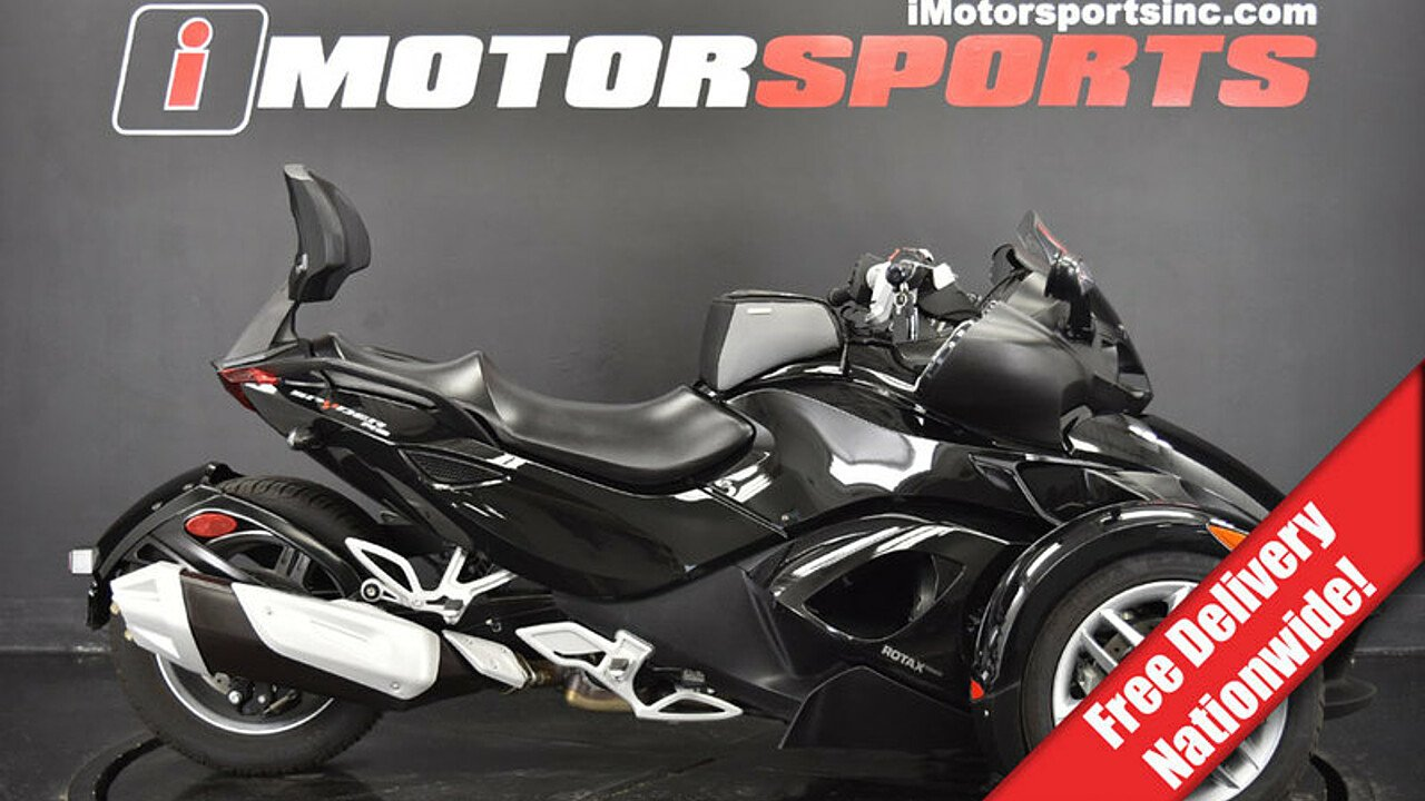 2014 Can-Am Spyder RS-S for sale 200609644