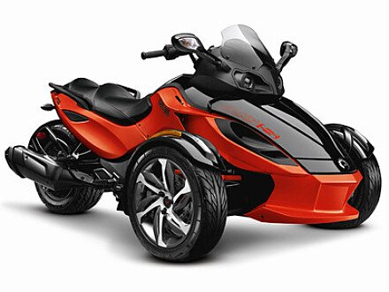 2014 Can-Am Spyder RS-S for sale 200524801