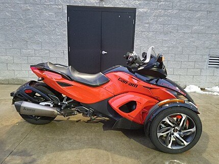 2014 Can-Am Spyder RS-S for sale 200527473