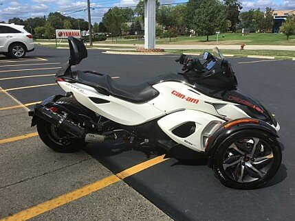 2014 Can-Am Spyder RS-S for sale 200630523