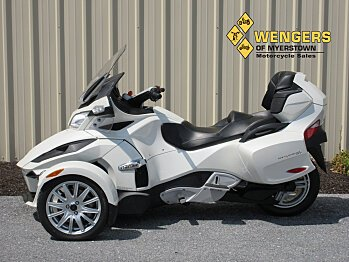 2014 Can-Am Spyder RT for sale 200372444